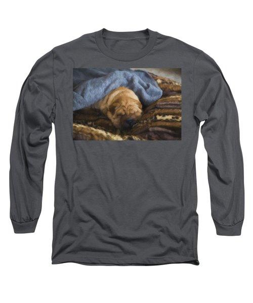 Security Blanket Long Sleeve T-Shirt