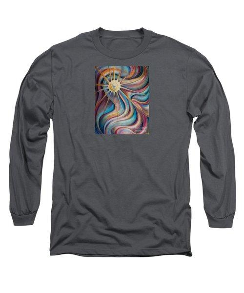 Sedona Charm Long Sleeve T-Shirt by Dee Davis