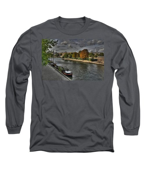 Seine Study Number One Long Sleeve T-Shirt