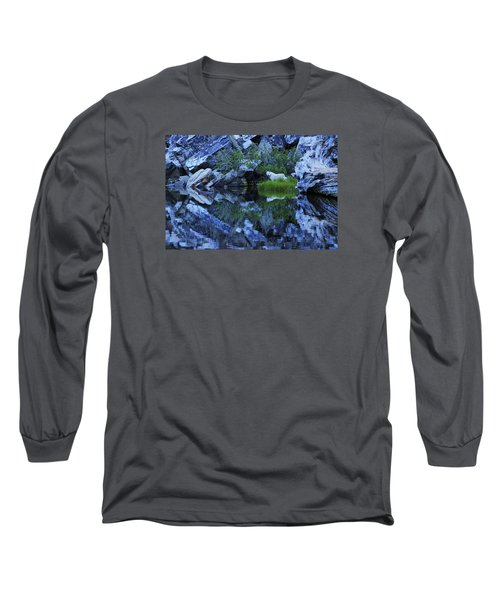 Long Sleeve T-Shirt featuring the photograph Sekani Wild by Sean Sarsfield