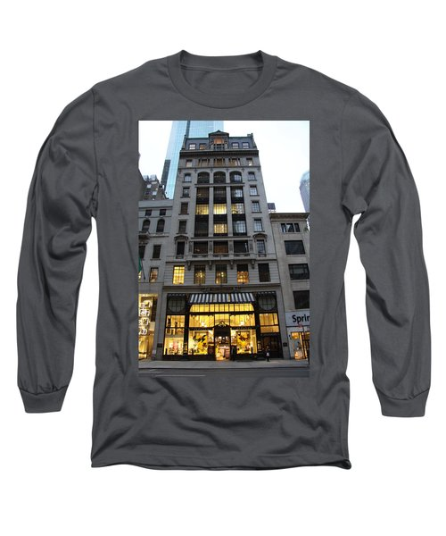 Sephora House - 5th Ave Nyc Long Sleeve T-Shirt