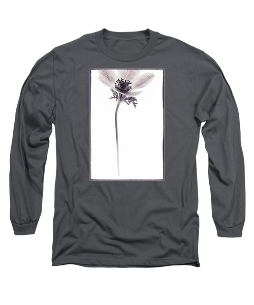 Long Sleeve T-Shirt featuring the photograph Sepia And Sharp by Caitlyn  Grasso