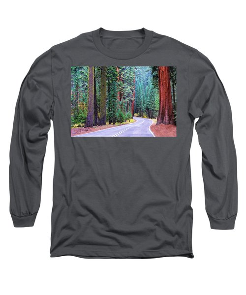 Sequoia Hwy Long Sleeve T-Shirt