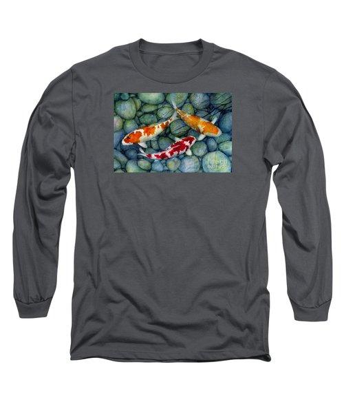 Serenity Koi Long Sleeve T-Shirt