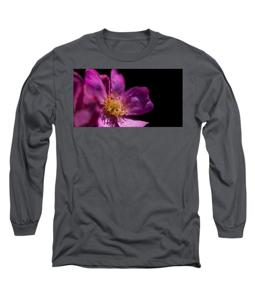 Shadows In My Heart Long Sleeve T-Shirt by Alex Lapidus