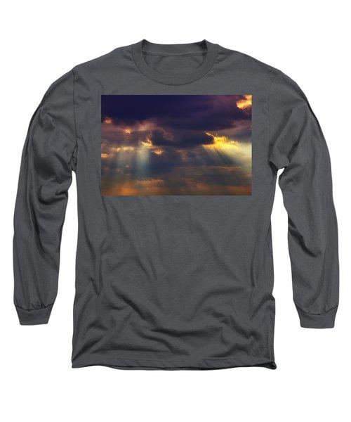 Shafts Of Sunlight Long Sleeve T-Shirt