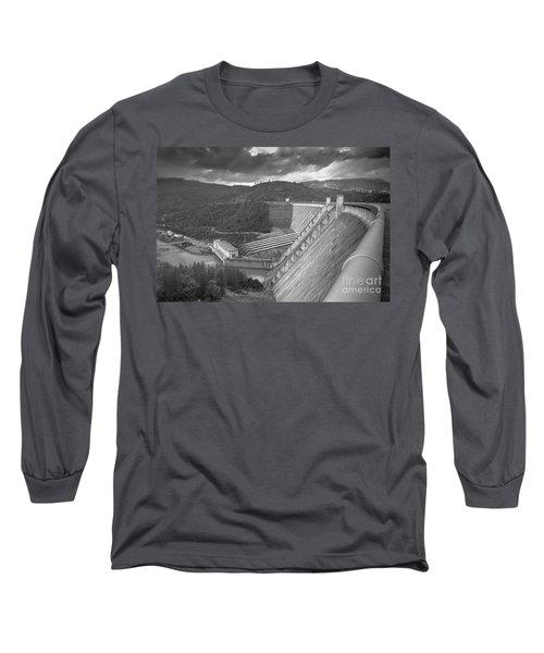 Shasta Lake Dam Long Sleeve T-Shirt