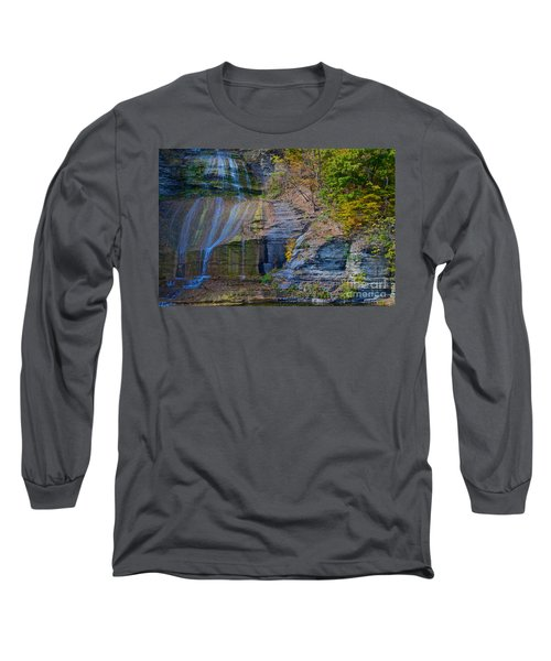 She-qua-ga Long Sleeve T-Shirt