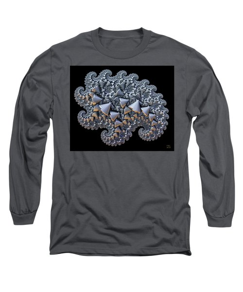 Shell Amoeba Long Sleeve T-Shirt