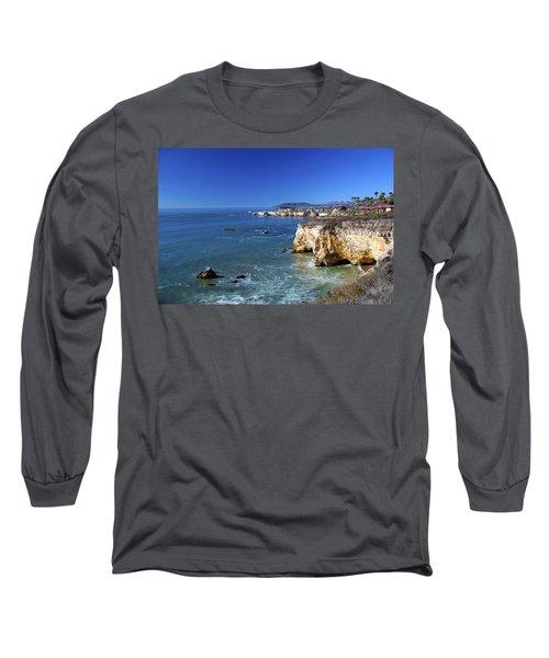 Shell Beach California Long Sleeve T-Shirt