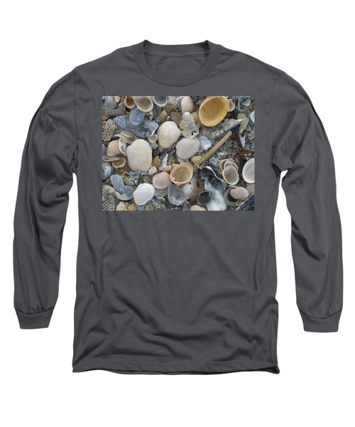Shell Mosaic Long Sleeve T-Shirt
