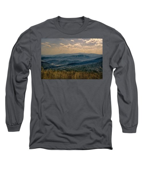 Shenandoah Vista Long Sleeve T-Shirt