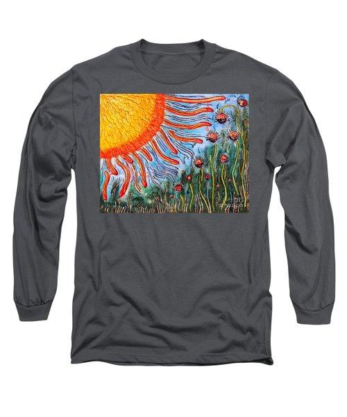 Shine On Me.. Long Sleeve T-Shirt