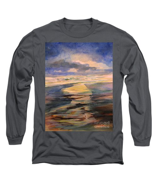 Shoreline Sunrise 11-9-14 Long Sleeve T-Shirt