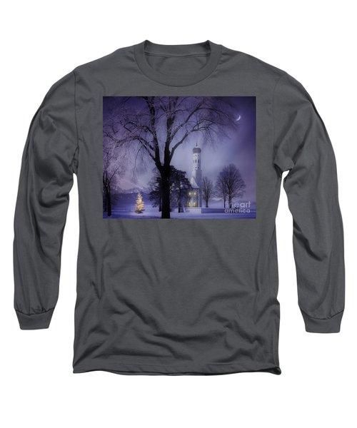 Silent Night Long Sleeve T-Shirt