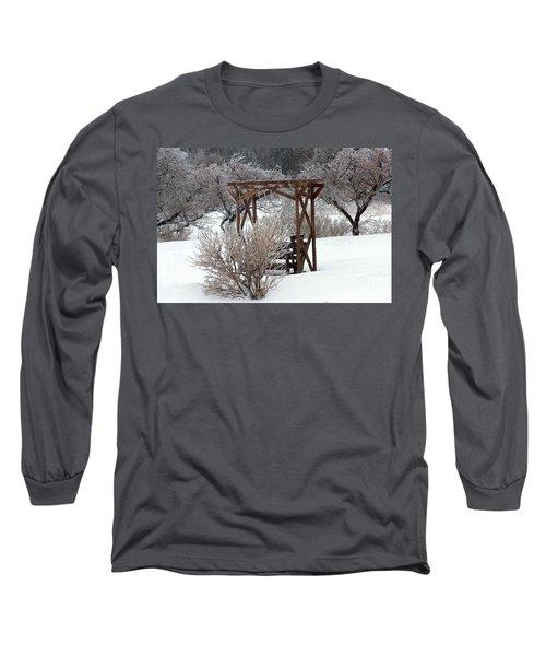 Silver Thaw Long Sleeve T-Shirt