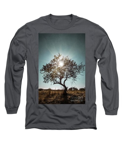 Single Tree Long Sleeve T-Shirt