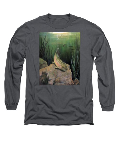 Single Trout Long Sleeve T-Shirt