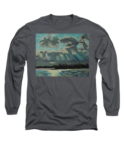 Singleton Cold Front Long Sleeve T-Shirt by Phil Chadwick