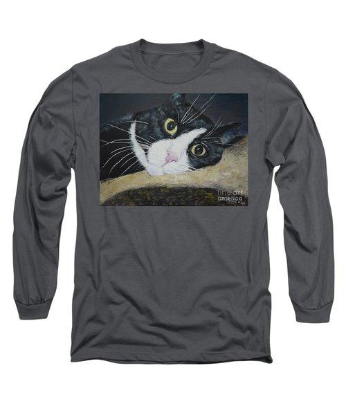 Sissi The Cat 3 Long Sleeve T-Shirt