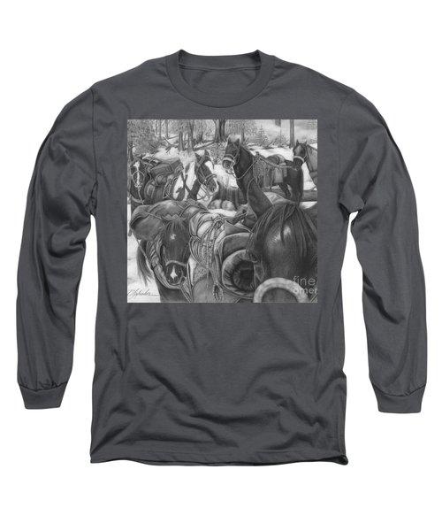 Six Pack Long Sleeve T-Shirt
