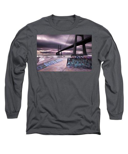 Skate Park Long Sleeve T-Shirt