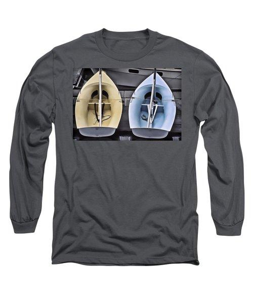 Skiffs Long Sleeve T-Shirt