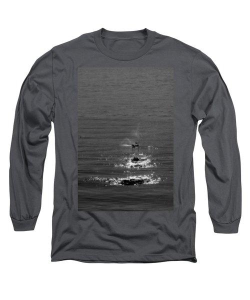 Skipping Stones Long Sleeve T-Shirt