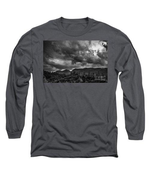 Big Sky Shasta County Long Sleeve T-Shirt
