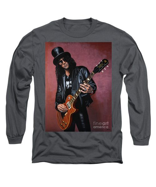 Slash Long Sleeve T-Shirt