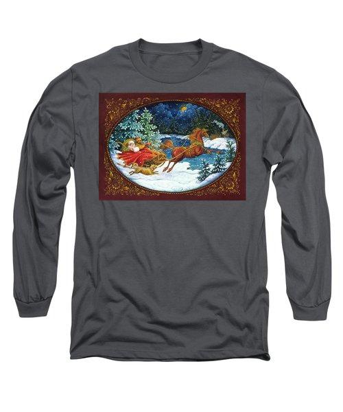 Sleigh Ride Long Sleeve T-Shirt