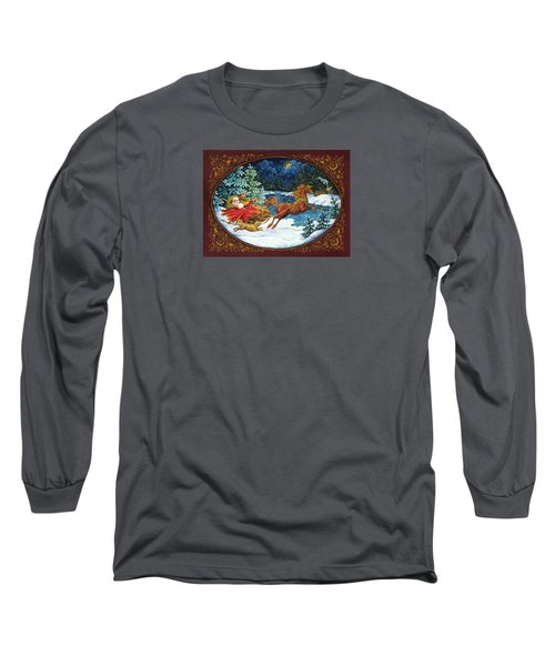 Sleigh Ride Long Sleeve T-Shirt