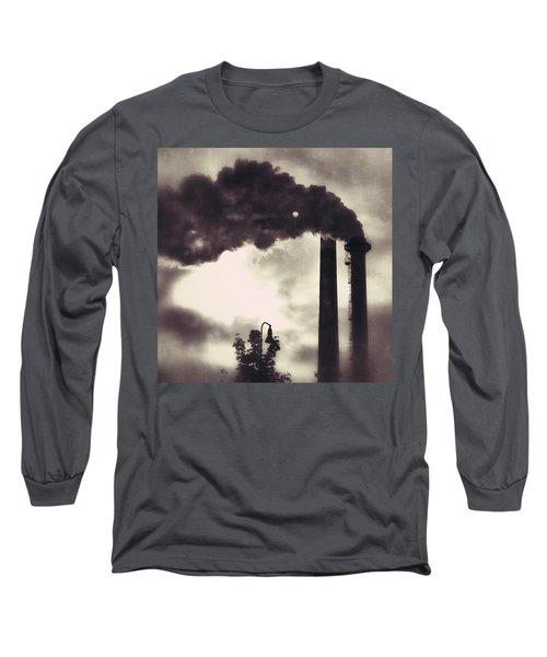 Smoke Stack Long Sleeve T-Shirt
