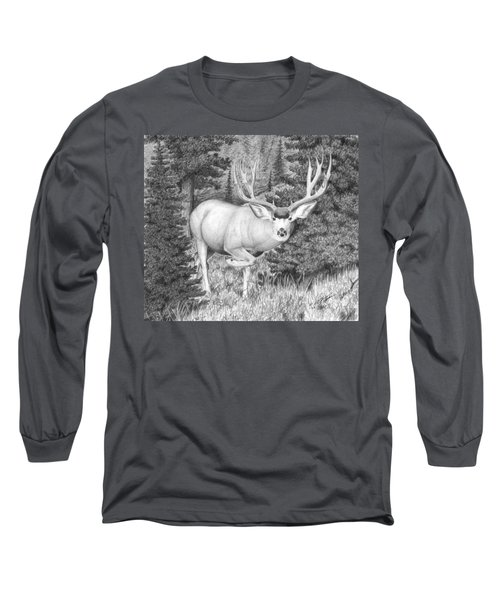 Sneaking Out Long Sleeve T-Shirt