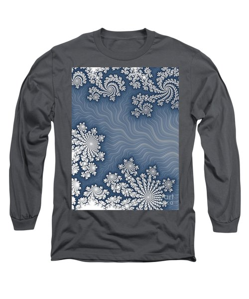 Snow Flurries  Long Sleeve T-Shirt