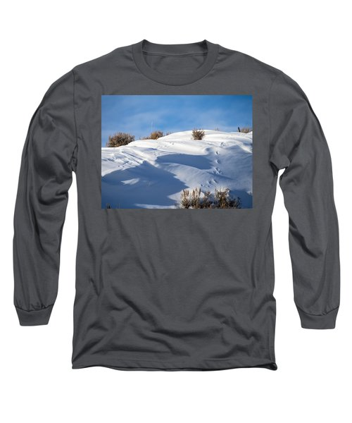 Snowdrifts Long Sleeve T-Shirt