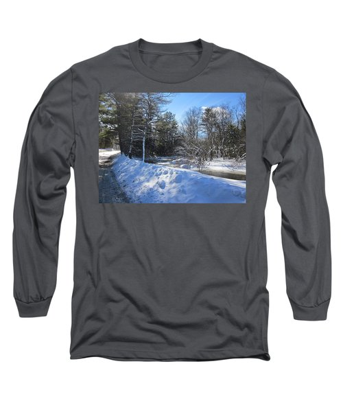 Snowy River Road Long Sleeve T-Shirt