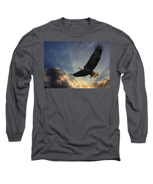 Soar To New Heights Long Sleeve T-Shirt