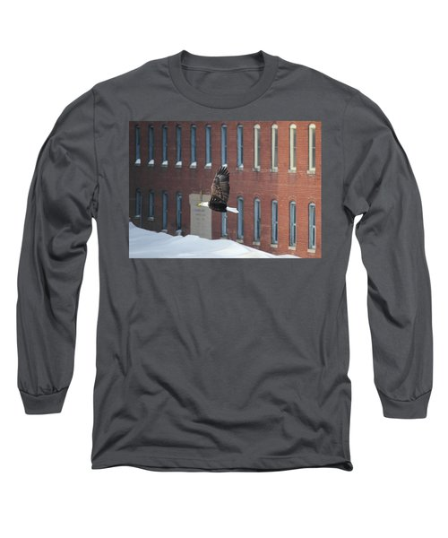 Soaring To Greatness Long Sleeve T-Shirt