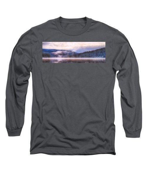 Soft Light Of Winter Long Sleeve T-Shirt