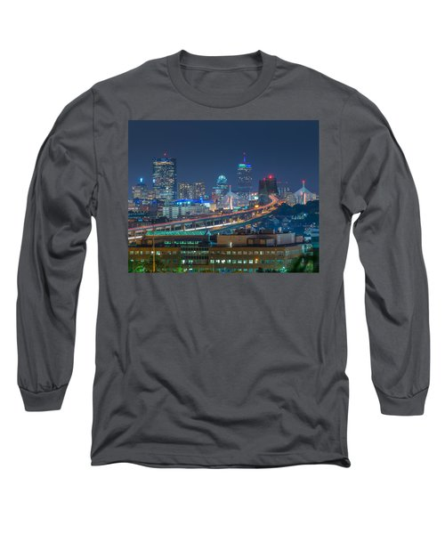 Soldiers Home Long Sleeve T-Shirt