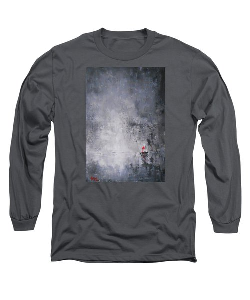 Solitude 2 Long Sleeve T-Shirt by Jane  See