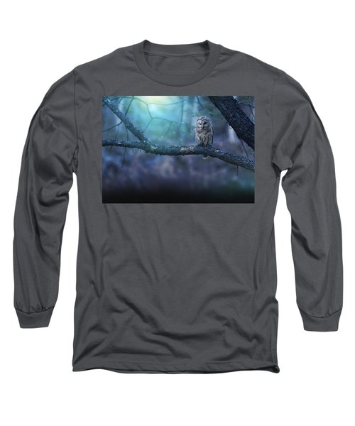 Solitude - Landscape Long Sleeve T-Shirt