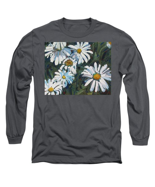 Some Are Daisies Long Sleeve T-Shirt