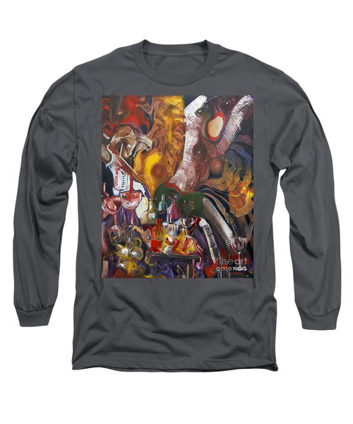 Something To Shout About Long Sleeve T-Shirt