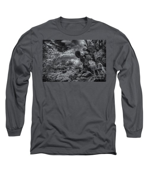 Long Sleeve T-Shirt featuring the photograph Sonoran Desert 15 by Mark Myhaver