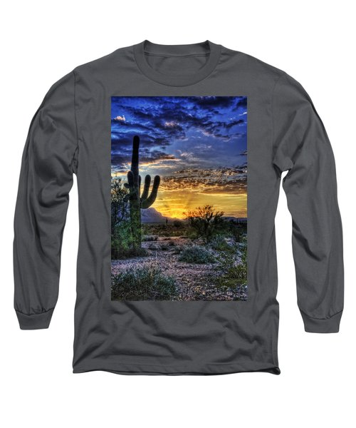 Sonoran Sunrise  Long Sleeve T-Shirt