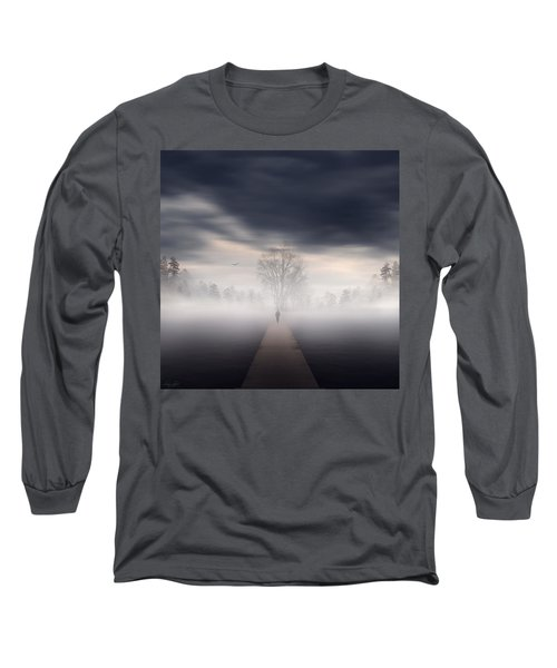 Soul's Journey Long Sleeve T-Shirt by Lourry Legarde