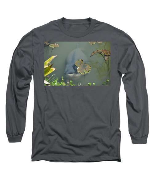 #south American Pacu Long Sleeve T-Shirt