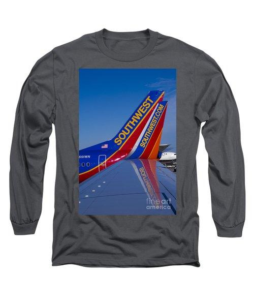 Southwest Long Sleeve T-Shirt by Steven Ralser
